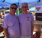 Pride Steve and Jeff