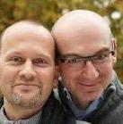 gay man couple