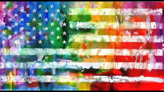 rainbow flag pic